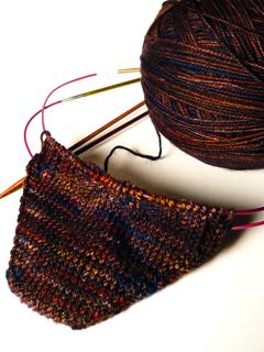 Colinette socks